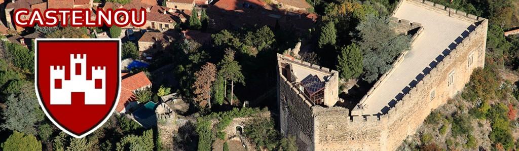 Castelnou Panoramique