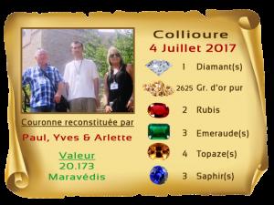 vainqueurs Collioure II Francedition 7 JUL 2017