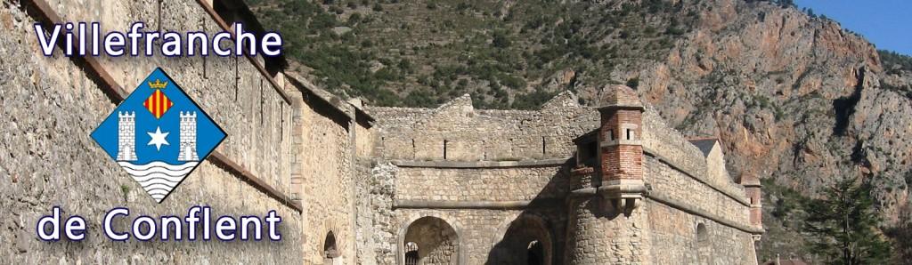 Villefranche, la ville fortifiée par Vauban