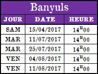Calendrier Banyuls 2017b