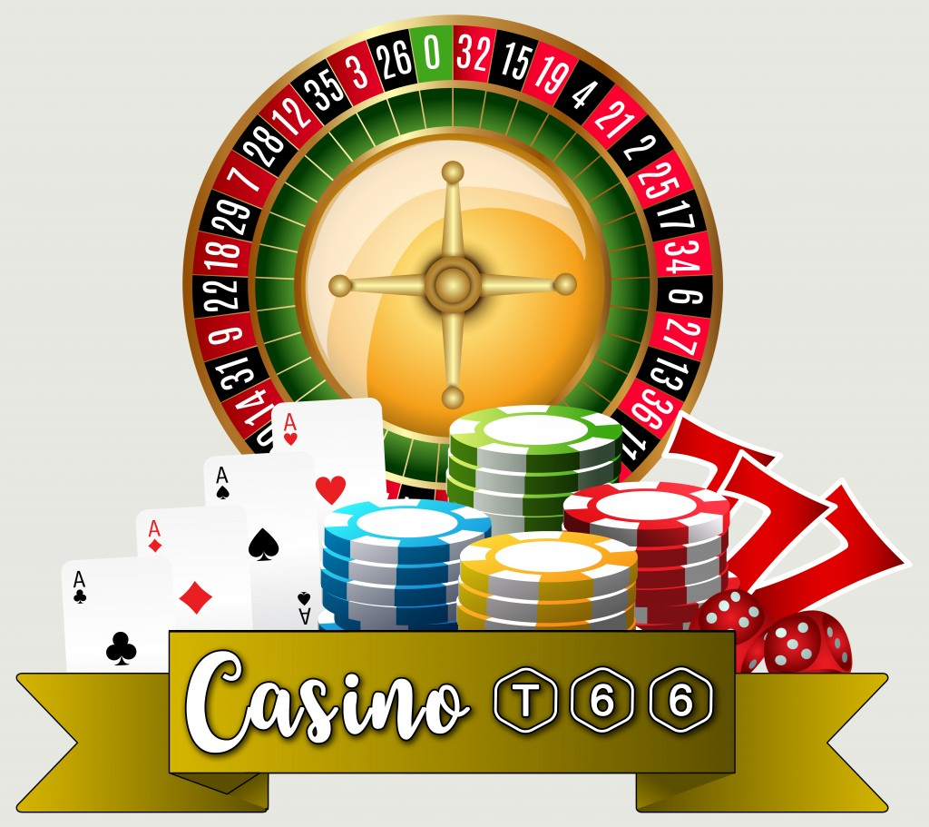 Logo général Casino T66 creme