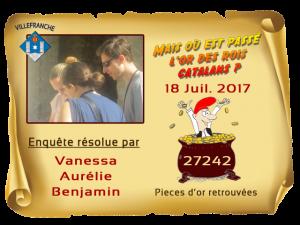 Enquete Villefranche résolue 18-JUL-2017