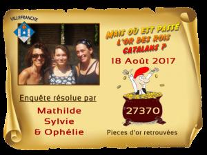 Enquete Villefranche résolue 18-08-2017